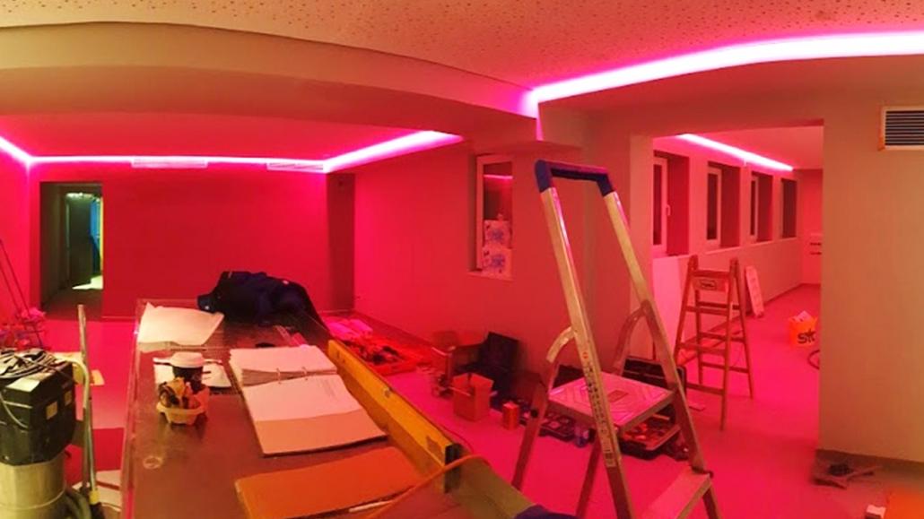 Umbau Culture Club Forstinning