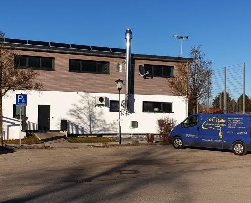Elektro-Service Sportheim Forstinning