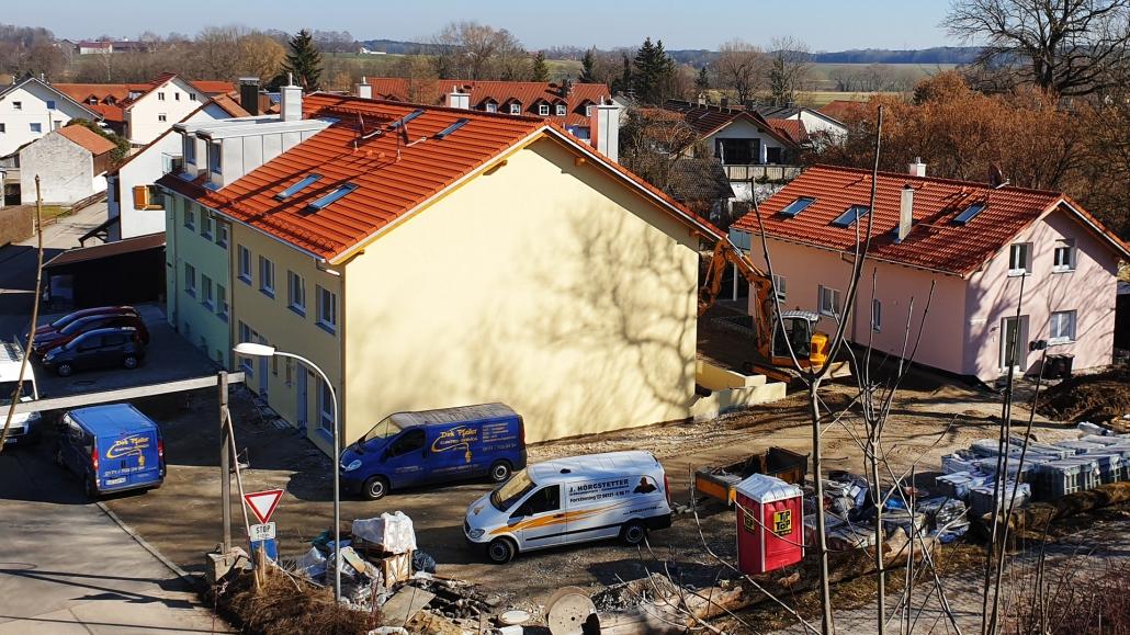Elektroinstallation Neubau